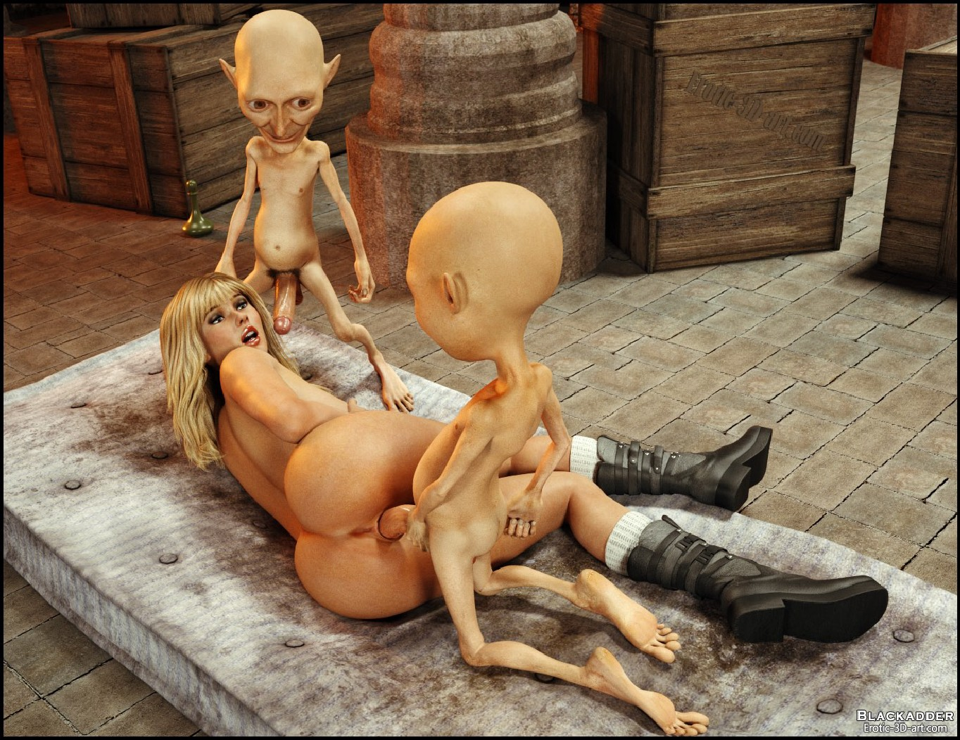 3d gnome sex naked pic