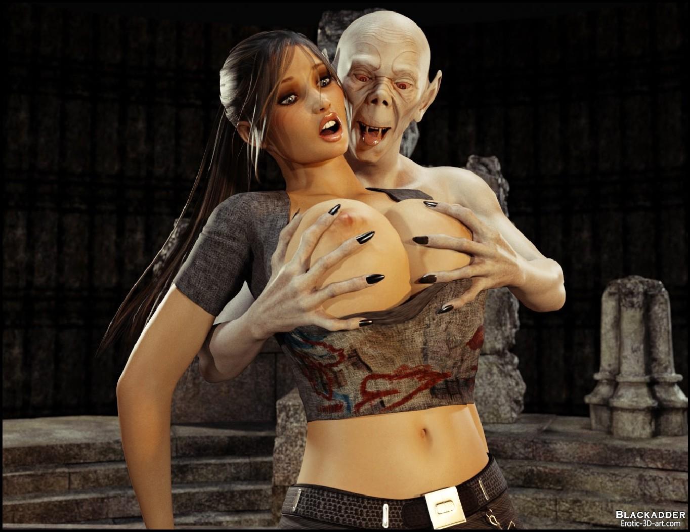 3d sex zombie picks nude video