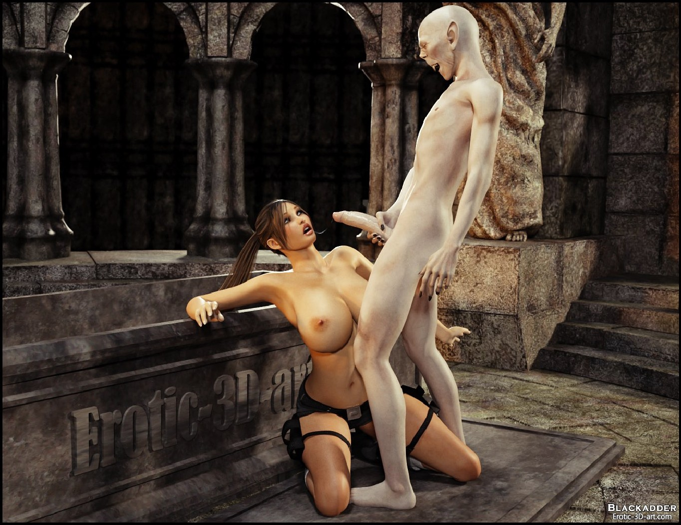 Sex lara monsters nudes videos