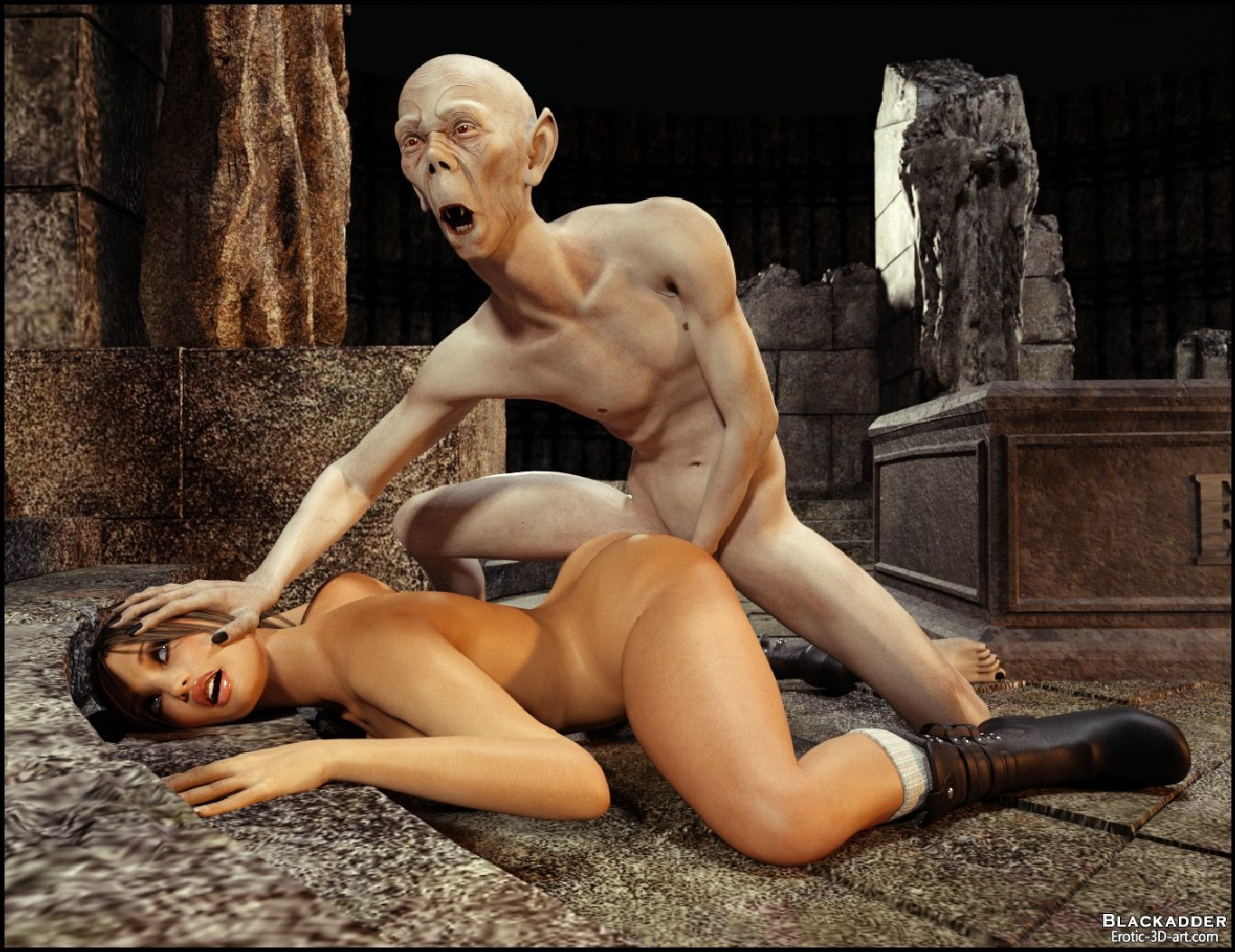 Sexs monster pic 3d nackt movies
