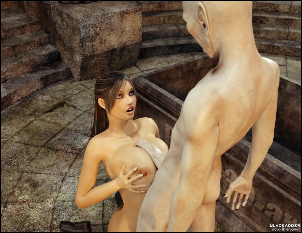 Lara croft wet tits naked video