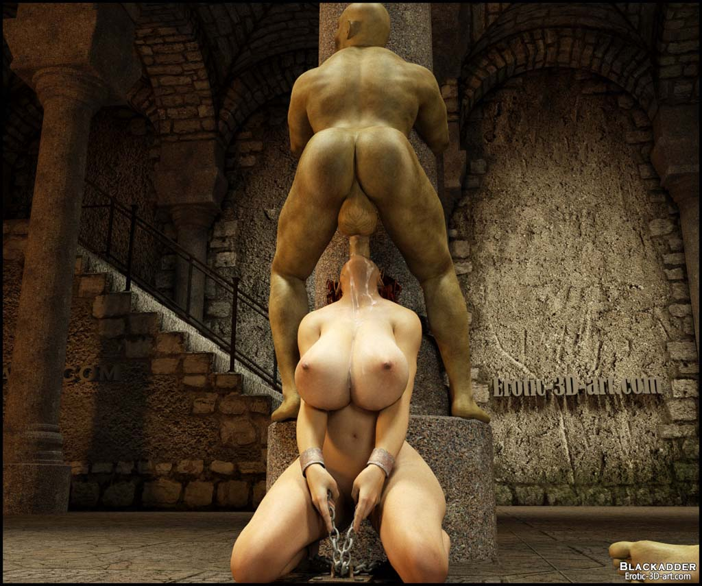 Dwarfs with boobs naked scenes