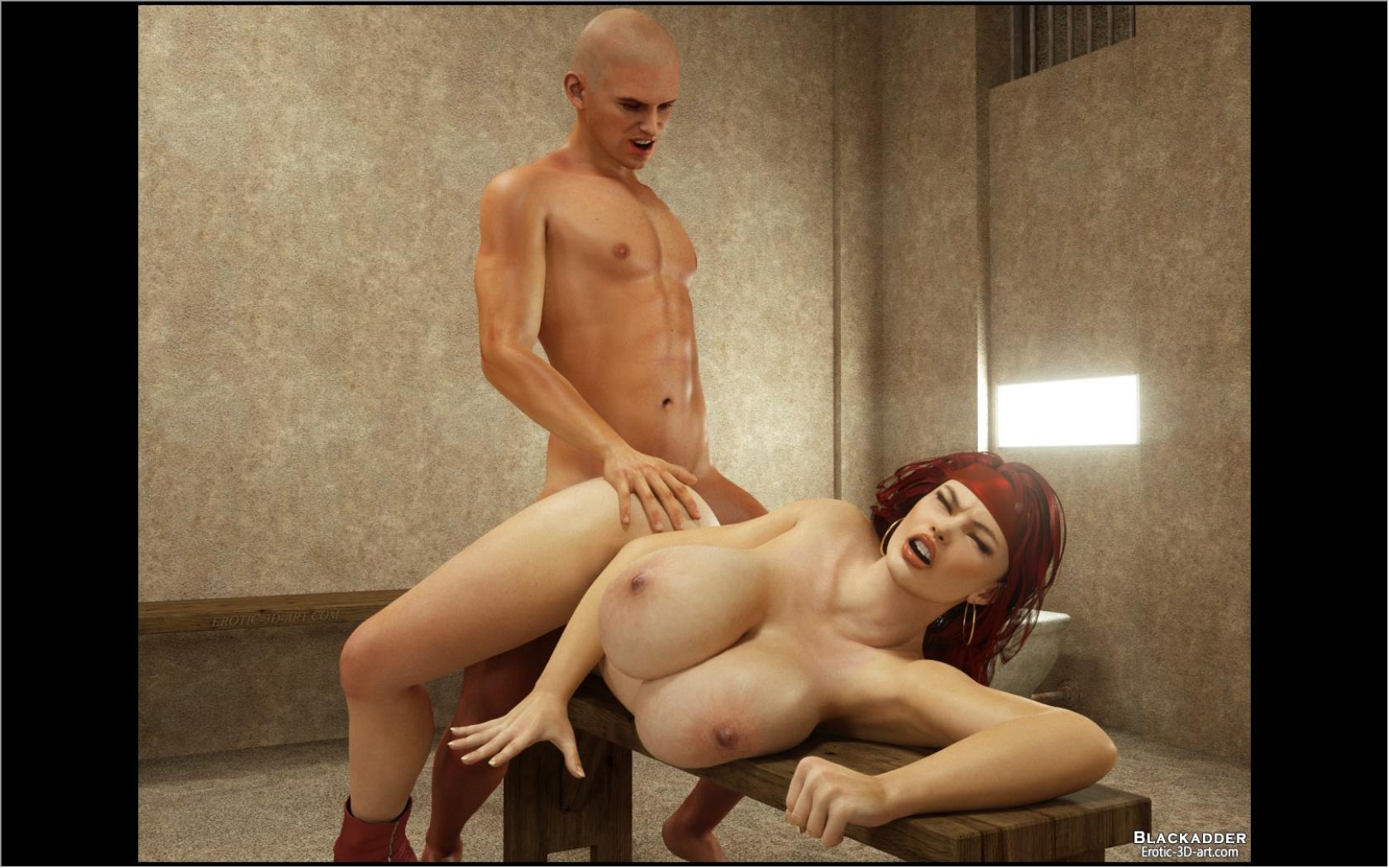 Секс про женскую тюрьму 11 фотография