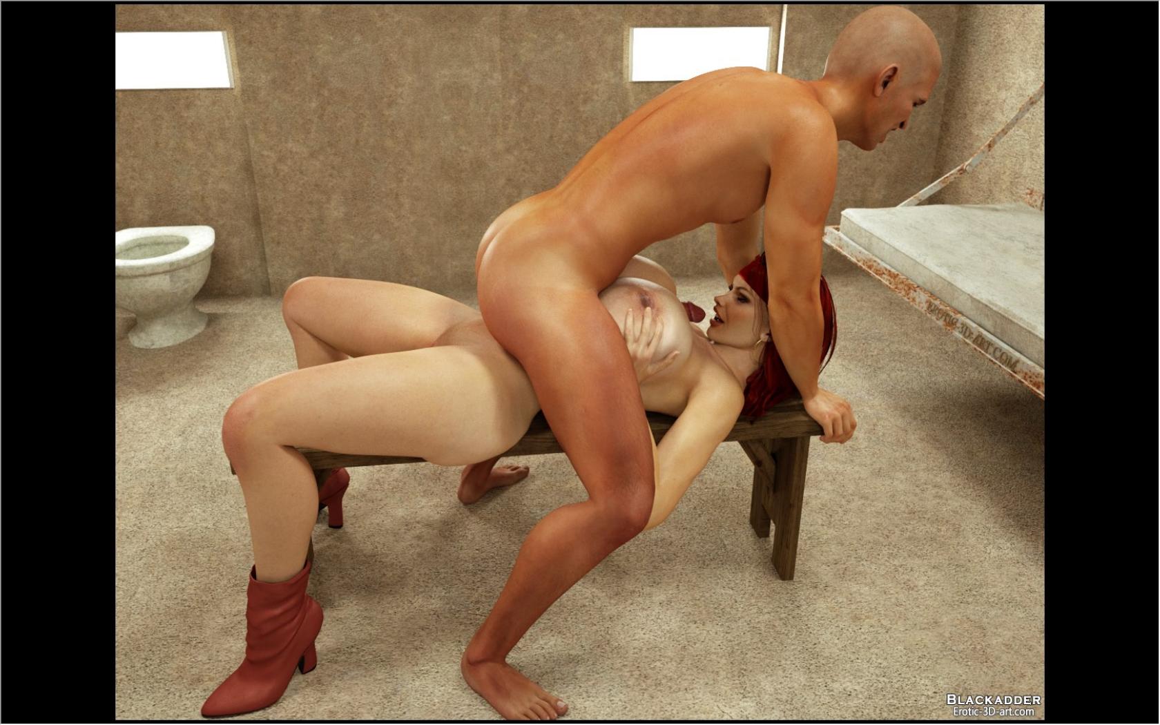 Реальный секс в женской тюрьме 3 фотография