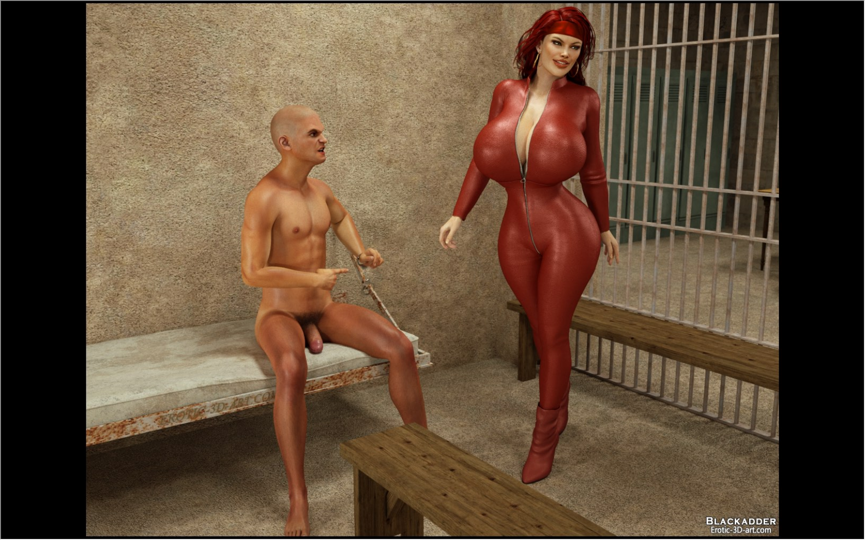 Тюрьме секс