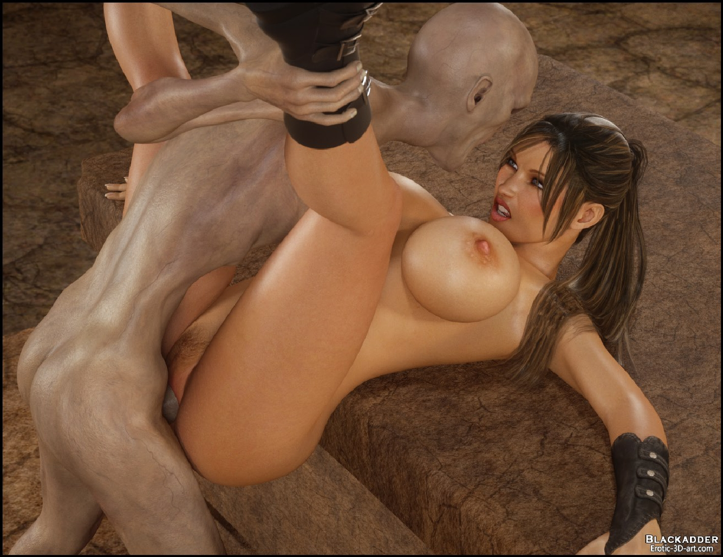 Lara croft and goblins porn erotica galleries