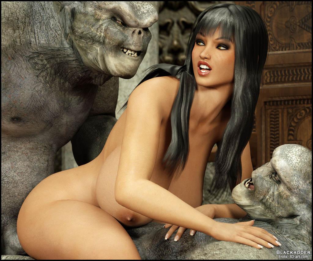 Naked cartoon troll erotic tube