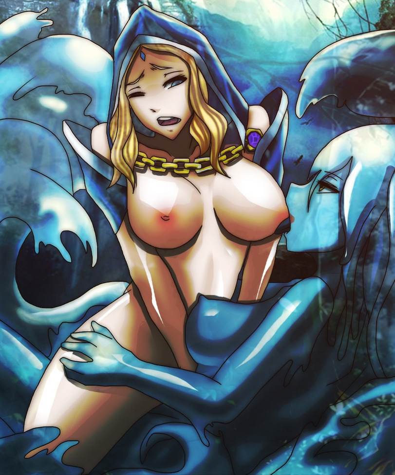 Dota crystal maiden hentai video exposed films