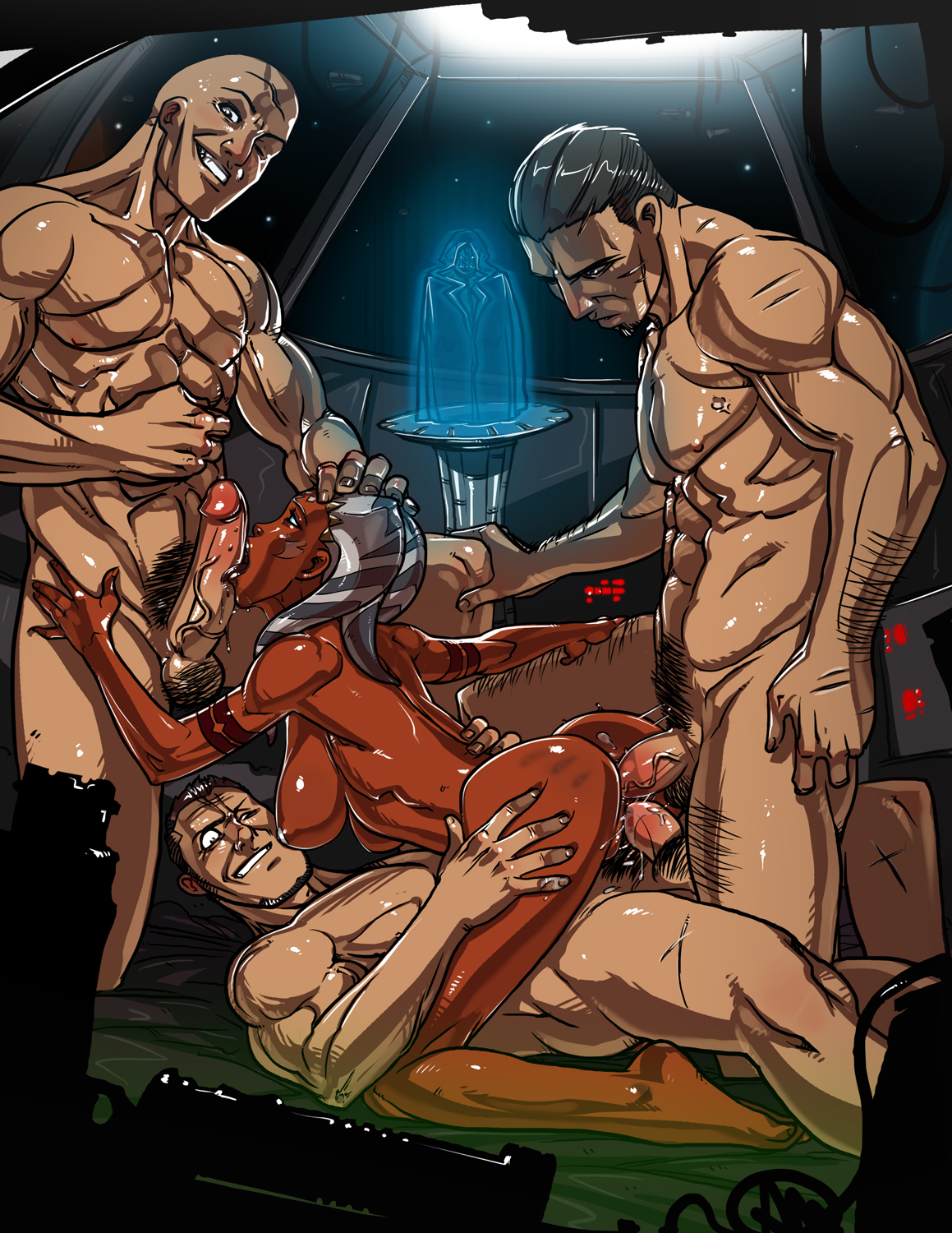 Star wars sex naked videos