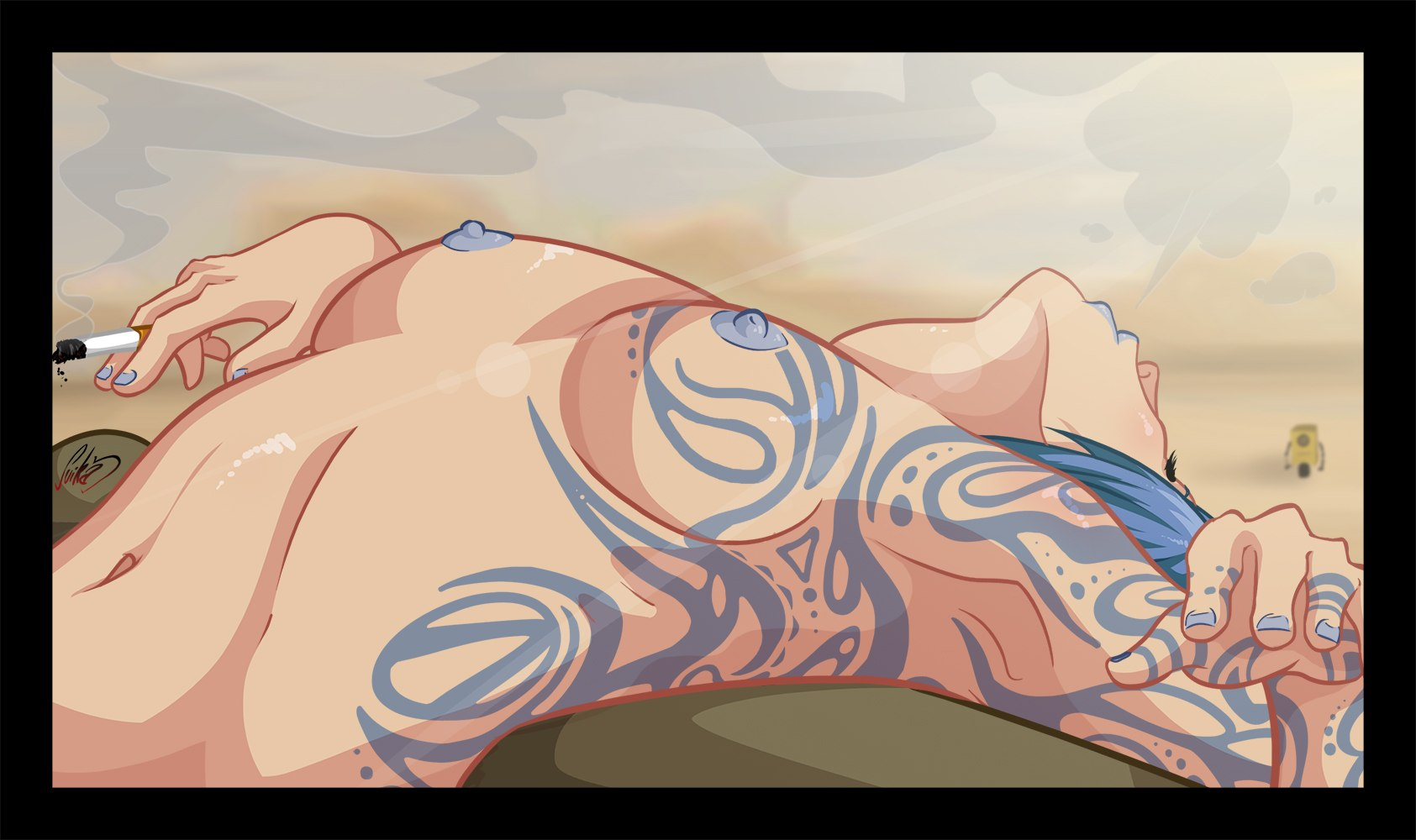 Maya borderlands 2 hentai game hentai galleries